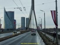 nous traversons la Daugava