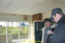 Mon collègue Patrick et Jean-Pierre, le boss