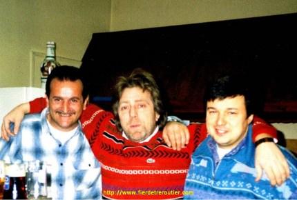 Denis, Michel et Moustique