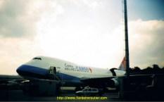 En livraison à Cargo Lux....