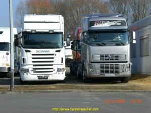 R 620 et FH . 660 tout neufs