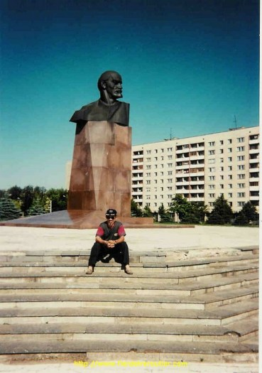 Russie en juin 1994