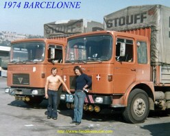 1974 Barcelone