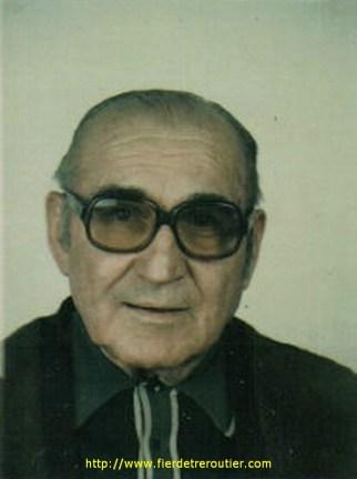 Gaston Bouvarel, fondateur des transports Bouvarel