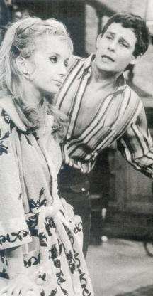 """Theatre """"L'amour toujours l'amour"""" au coté de Caroline Cellier"""