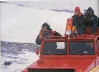 Max et Gerard Kein au Cap nord