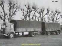 Dès l'arrivée de la cabine SM en 1968, les transports Allemand achètent ce superbe SM240.