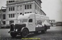 Un Berliet GDM avec cabine couchette