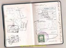 1976 premier visas pour l'Arabie Saoudite. Mais le pays que je connais le mieux est l'Iraq. Pays qui a bien changé grâce à notre paysagiste planétaire G.W. BUSH.