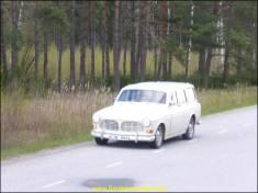 En Suède on aime les Volvo, même vieilles