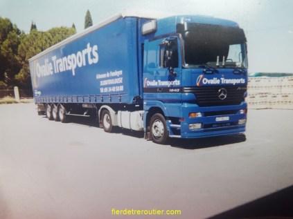 mon 1er camion grand routier.