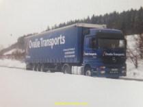 hiver 2005 autoroute blanche.