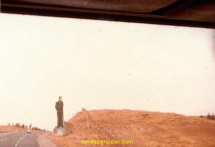 Saddam Hussein en guest star (Irak)
