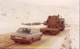 Transports COUCHET en Turquie