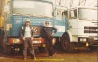 Transports LASFAT, CowBoy et Joel à Istambul