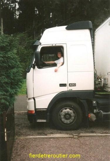 juju27 a 14 ans qui se prend pour un grand routier!