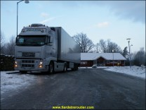 1er tour du Suède