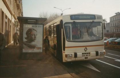 Avec un bon bus direction le 07