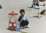 Petit vendeur d'eau