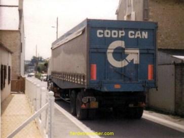 à l'époque, la COOP CAN était souvent à la pointe en matériel polyvalent