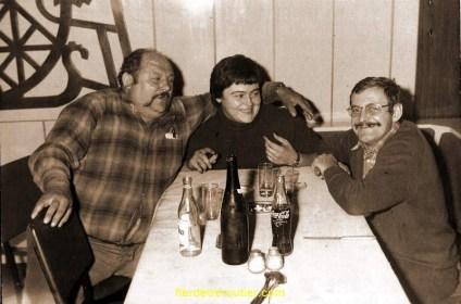 Michel de Lyon, Josette et Jean Fayolle