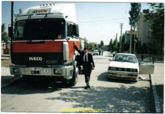 SIVEREKLI à 14 ans au collège en Turquie avec le Turbostar du père!