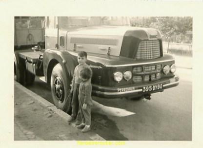 Unic Izoard 160 Cv en tracteur