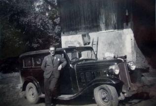 1948- Francis CHEVRIER, le fondateur des transports CHEVRIER