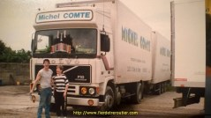 Volvo Eurotrotter, suspension intergrale, rare en 1988 !!