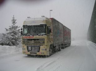 Janvier 2004, que de neige! (Alain)