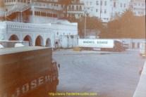 A l'ancienne douane de Tanger