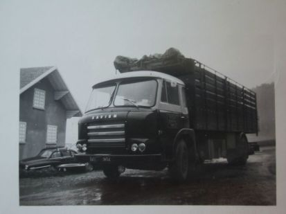 SAVIEM JL20 Début années 60