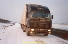 Sur la route de Moscou