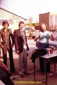 Douane de Téhéran 1976