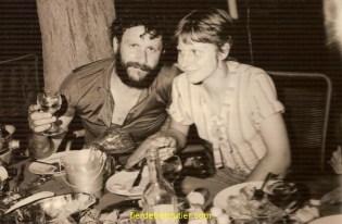 Damas, Jean-Claude et moi, la petite Marie