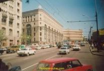 Vue de Moscou