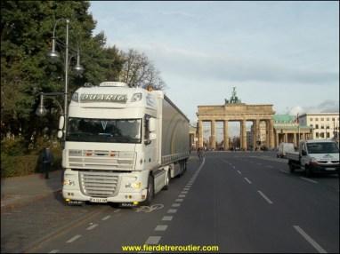 Die Brandenburg Tor