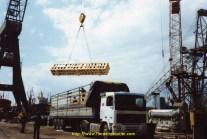 livraison de rechauffeur de petrole (pour le fluidifier) sur un petrolier français au pirée le port d'athènes