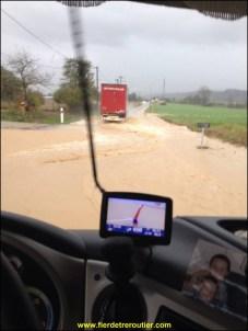 inondations en Isère
