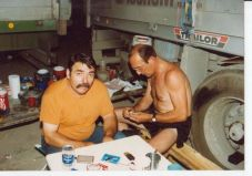 Michel Rogatti et JP Azopardi à Kayserie en Turquie