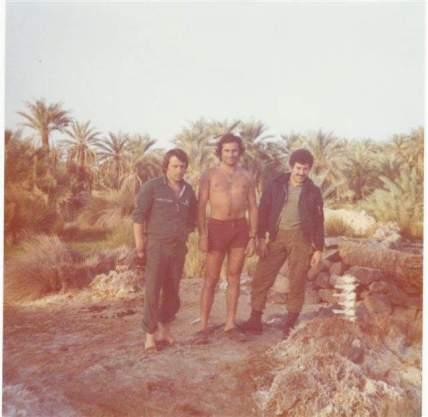Cardelin, Jean Claude Gineste et Hervé (à confirmer)