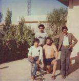 Handicapé, il marchait sur les mains. Roland Auvergne, Roland le boxeur. Parking TIR Kiziltepe.
