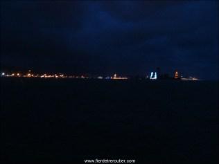Batoumi by night