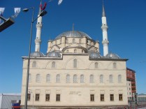 Une belle mosquée