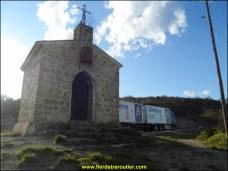 dans le Gard petite chapelle vers les Vans