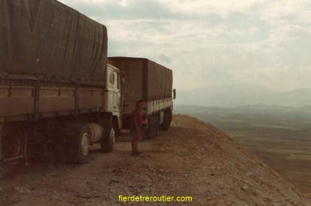 Une vue sur le Kurdistan le col de Ganziantep