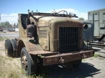 tracteur 4X2, 124 CV