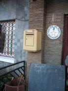 boite à lettres Republique Madagascar