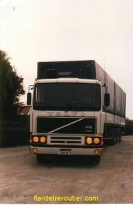 un F 12 : très bon camion le début du confort
