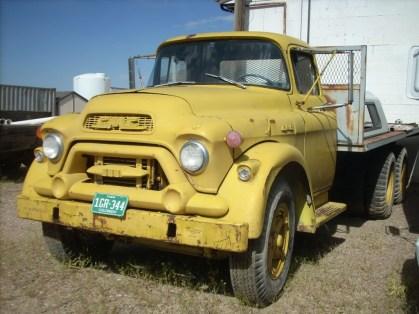GMC 500 6X4, 1958-59
